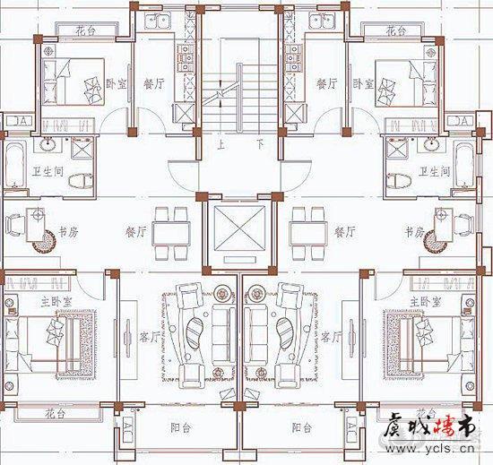 金狮薇尼诗美式高档电梯洋房送价值38000元厨卫精装修