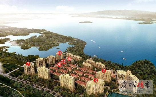 尚湖翡翠湾总价140万起 精装公寓即将亮相
