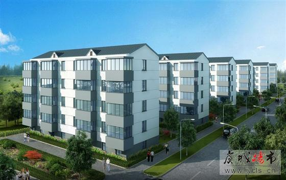 常熟市老住宅小区改造面积达41.1万平米
