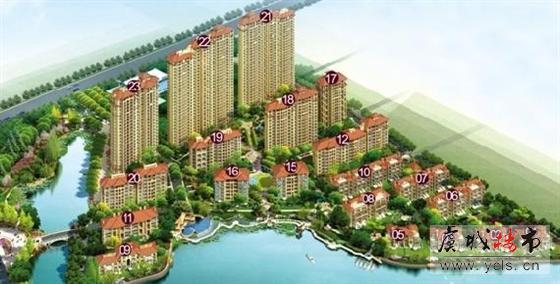 金茂四季花园公寓8800元/㎡起叠加10000元/㎡起