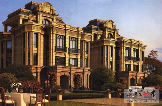 香榭丽墅平墅均价约11000-14000元/平米
