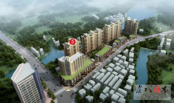 新茂国际公寓首批7月23日超值上市 5万抵10万