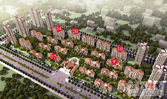 三一荣域预计7月加推小高层和花园洋房176套