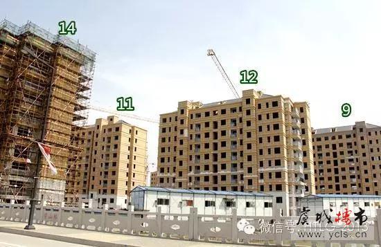 衡泰里宫5月最新工程进度