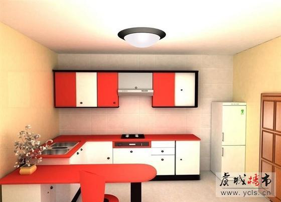 厨房新时尚 如何选购整体橱柜