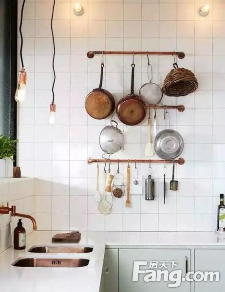 厨房告别脏乱差 扩容10㎡不是事儿!