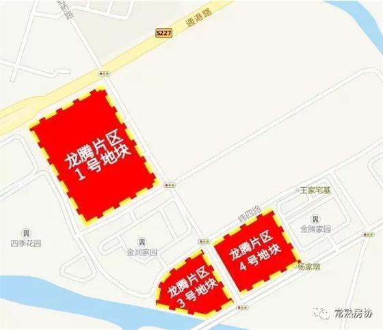 土地供应增加 常熟楼市库存即将迎来甘露