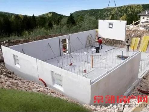 搭积木造房子 常熟这个住宅项目厉害了