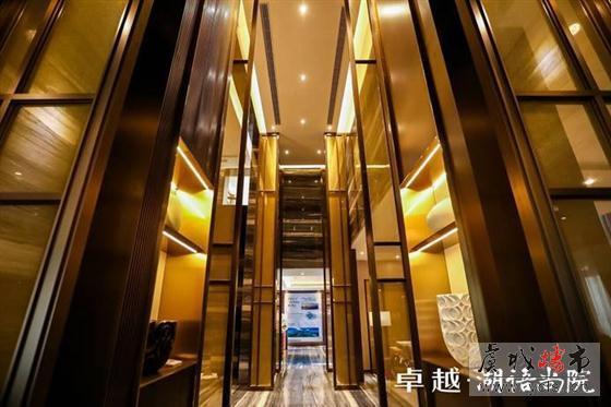 11月17日卓越·湖语尚院营销中心惊艳开放
