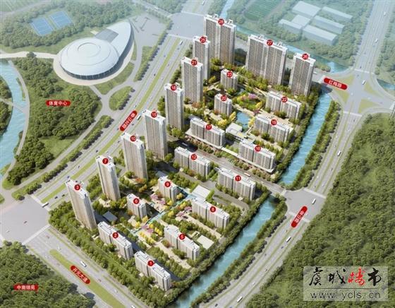 中南林樾二期加推在即 130-150㎡装修房可选