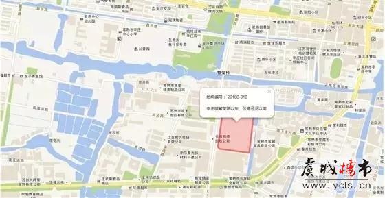 常熟城北辛庄地块规划方案公示